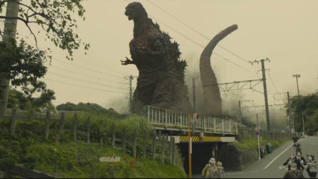 New Godzilla: Resurgence Trailers Offer Detailed Look at Monster