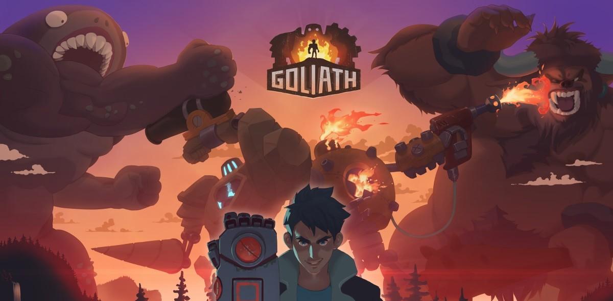 Zander Cannon Writing for Goliath Video Game