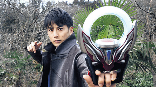 First Details of Ultraman Orb Emerge