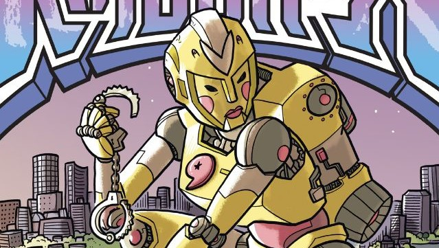 TokuNet Comics Corner: Kaijumax Season Two #1