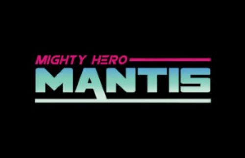 Mighty Hero Mantis logo
