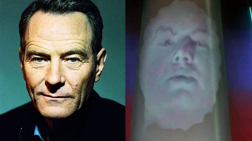 Bryan Cranston Playing Zordon in Power Rangers Movie