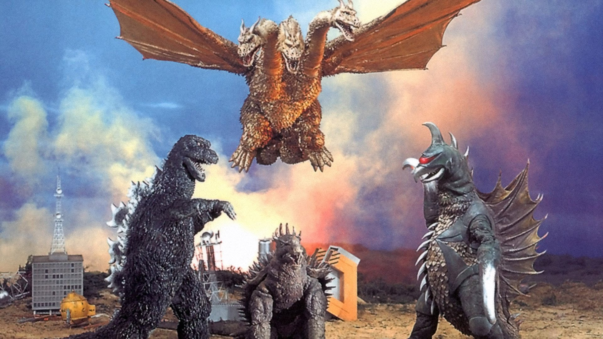 TokuNet Film Club: Godzilla vs Gigan