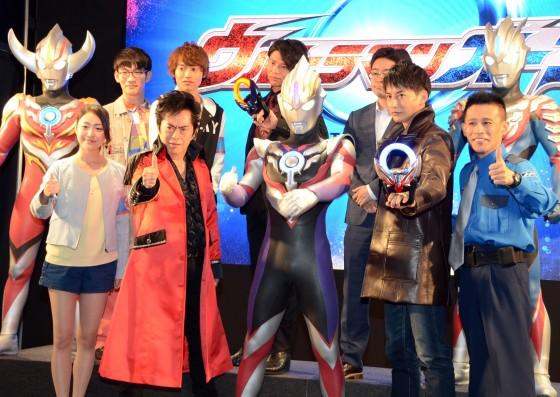 Ichiro Mizuki to Perform Ultraman Orb Theme Song