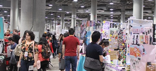 Concerns Raised Over Artist Alley Conditions at Anime Expo 2016