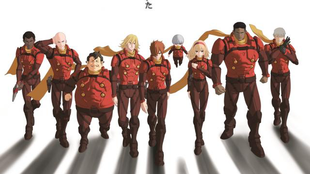Cyborg 009: Call of Justice Trilogy to Premiere This Fall