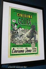 """Godzilla vs Cinerama"" by Michael Loya"