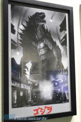 """Godzilla (Tokyo Town)"" by Jed Thomas"