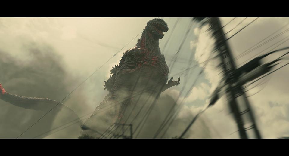 Shin Godzilla Extends Its Limited Run for an Additional Week