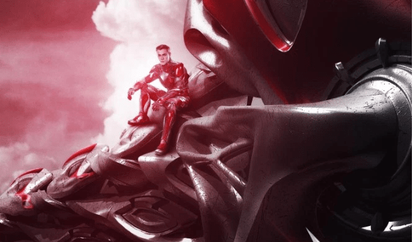 Lionsgate's Power Rangers Movie Recieves an Official PG -13 Rating