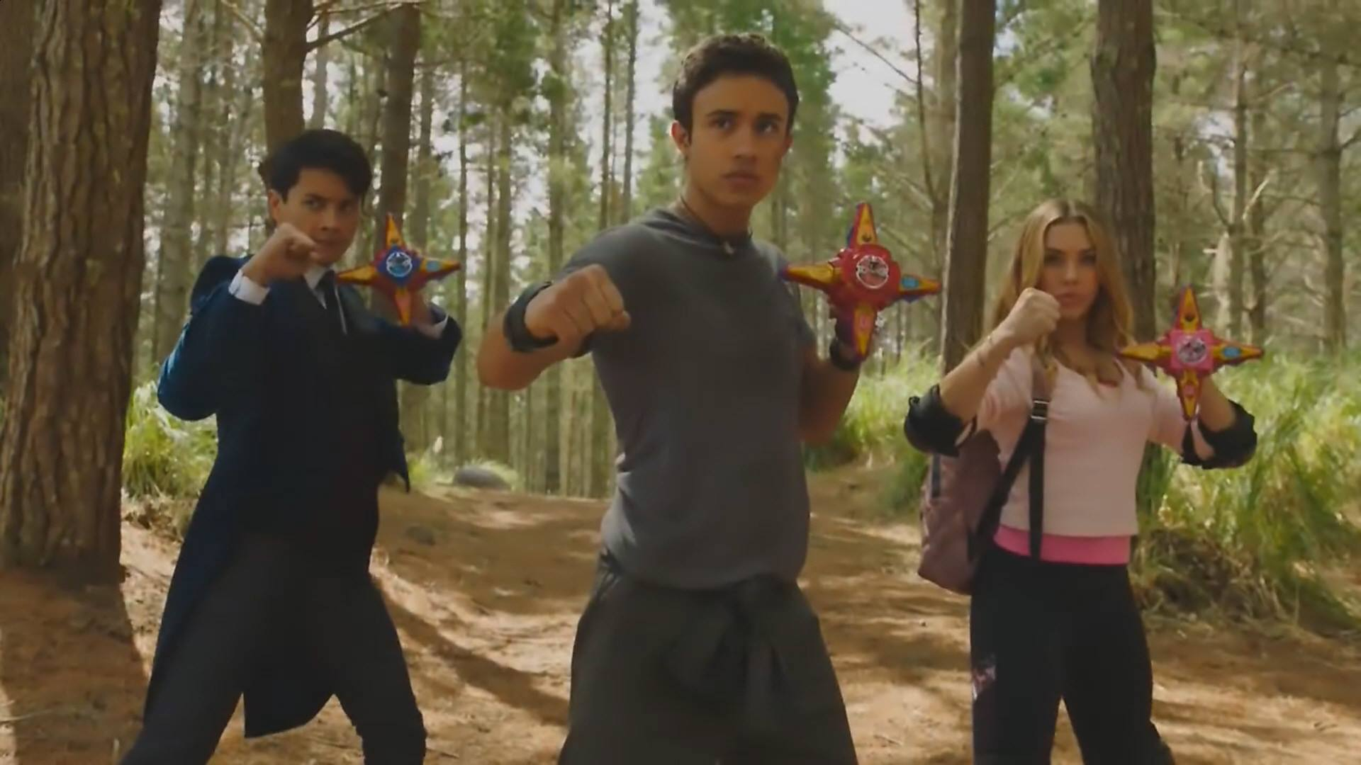 Power Rangers Ninja Steel Premiere Date and First Two Episode Summaries