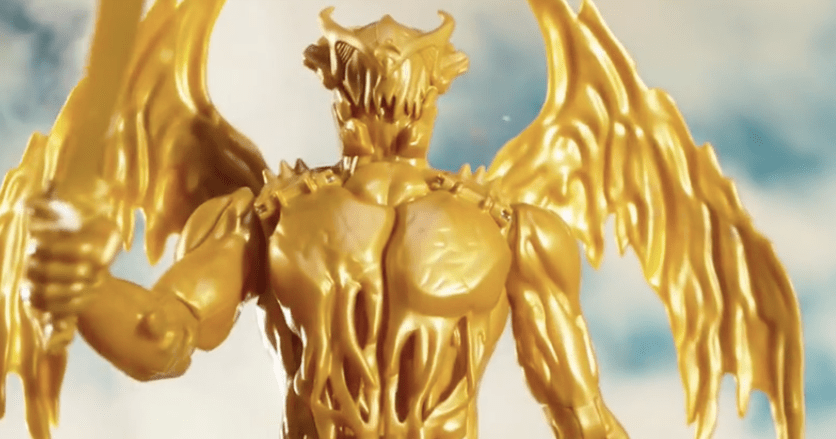 Power Rangers Movie Goldar Toy Possibly Revealed