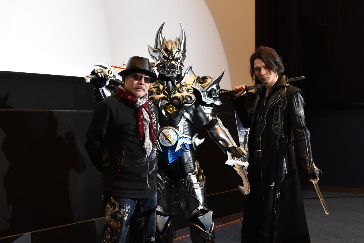 ZERO -DRAGON BLOOD- Holds Special Screening in Kita Kyuushu