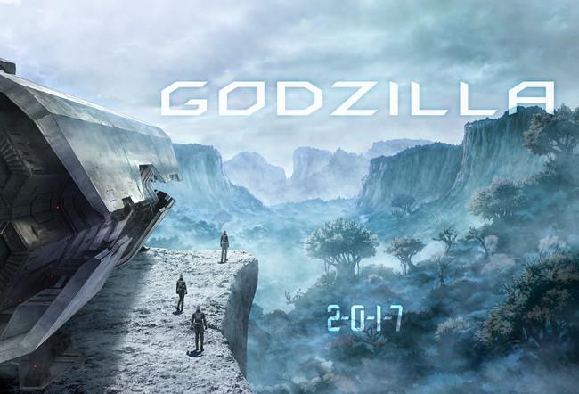 Gen Urobuchi's Godzilla Animated Film Reveals 6 Main Cast Members and Concept Art