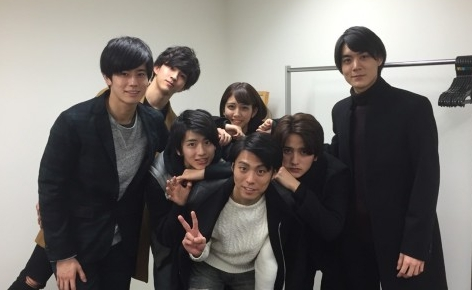 TV Asahi Kamen Rider Ex-Aid Blog Update