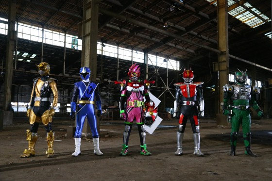 Kamen Rider Den-O featured in Latest Chou Superhero Taisen Trailer