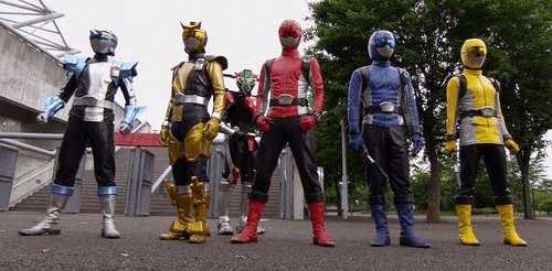Where Are They Now?: Tokumei Sentai Go-Busters