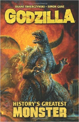 Godzilla Historys Greatest Monster