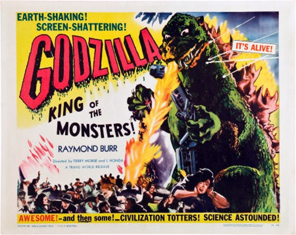 Me-TV Airing Godzilla Every Saturday Night in February