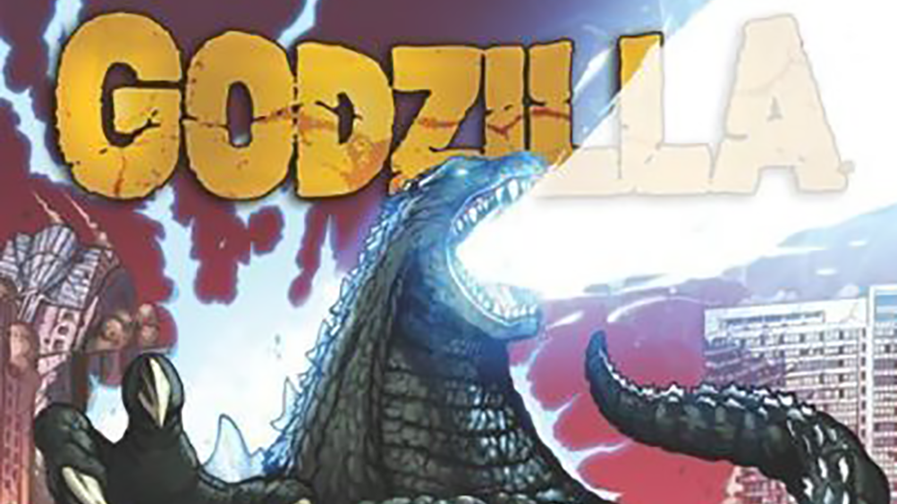 Comics Corner: A Guide to IDW Publishing's Godzilla series