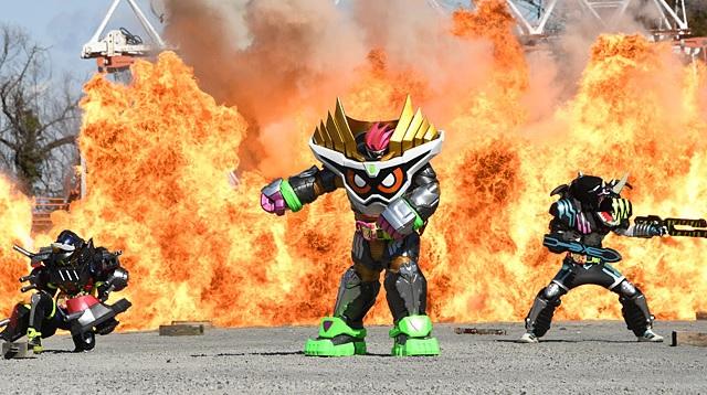Next Time on Kamen Rider Ex-Aid: Episode 23