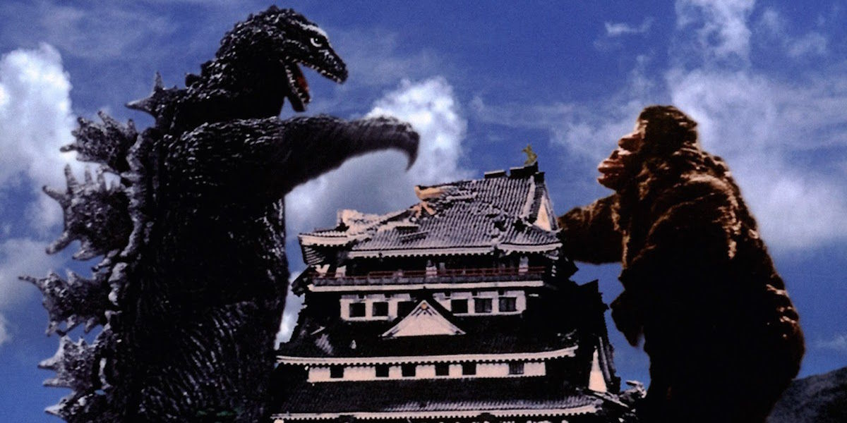 "TokuNet Film Club: ""King Kong vs Godzilla"""