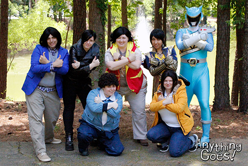 Cosplayer Feature: Anything Goes Cosplay