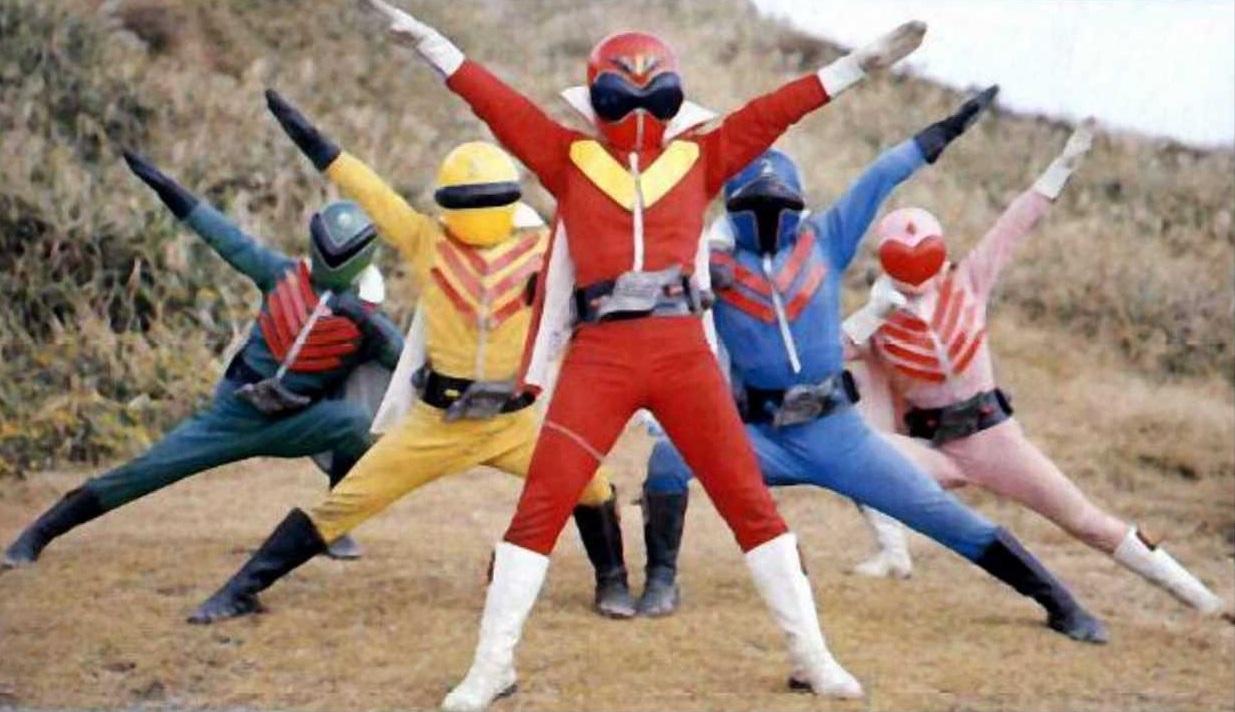 Series Review: Himitsu Sentai Gorenger