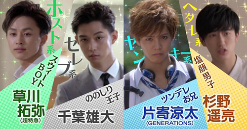 Live Action Ani ni Aisaresugite Komattemasu Film Stars Goseiger's Yuda Chiba