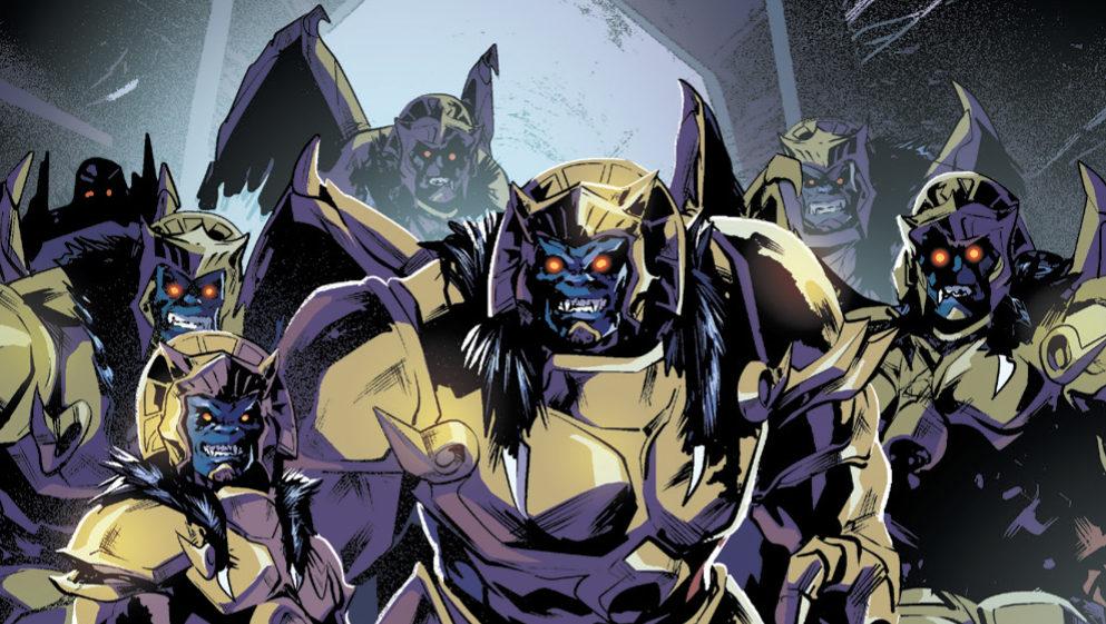 Comics Corner: Mighty Morphin Power Rangers #14