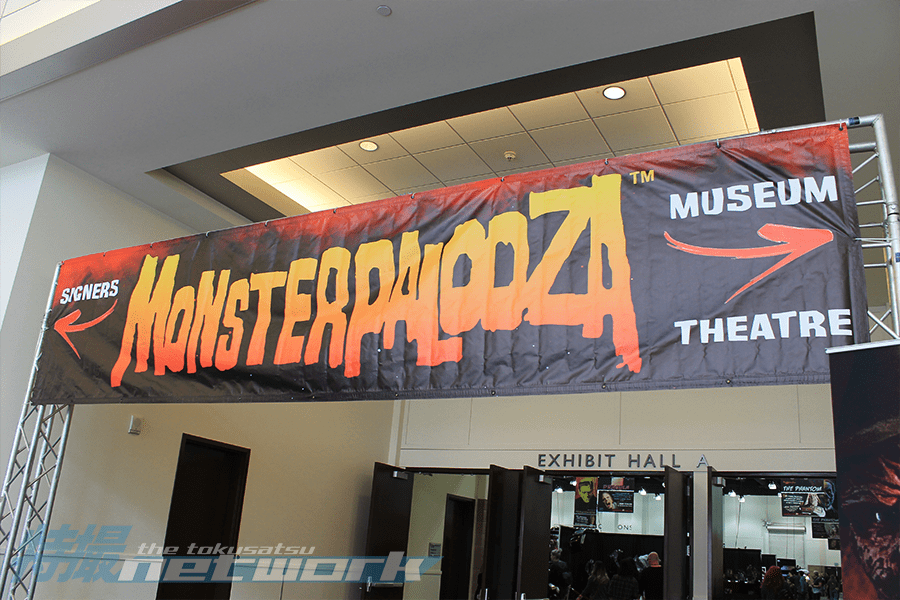 Tokusatsu Guests and Fans Make Their Way to Monsterpalooza 2017