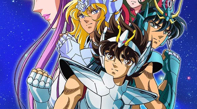 Saint Seiya Gets A Live-Action Adaption