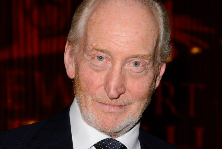 Mandatory Credit: Photo by Jonathan Hordle/REX/Shutterstock (8326901l) Charles Dance Newport Beach Film Festival Honours, Arrivals. London. UK - 09 Feb 2017