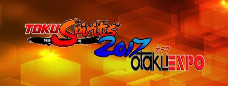 TokuSpirits 2017 Announced For August 12 and 13