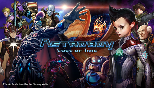 Astro Boy: Edge of Time Game Receives an English-Language Steam Launch This Month
