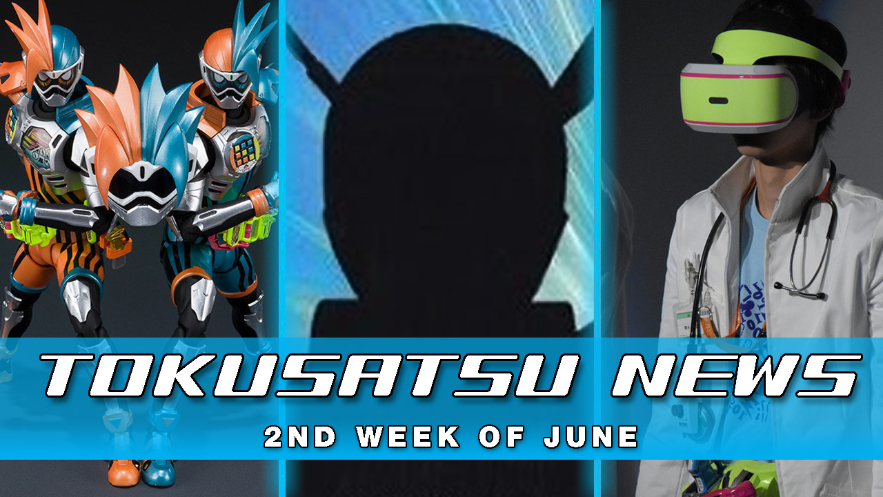 Kamen Rider Build? + GENM VR + Double Action Gamer Set – The Tokusatsu Network Weekly News Roundup