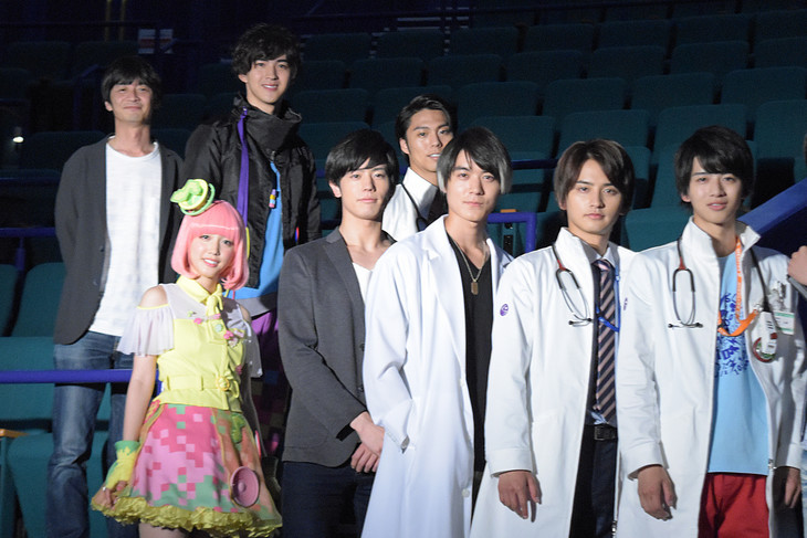 Press Conference Held for Upcoming Kamen Rider Ex-Aid Film