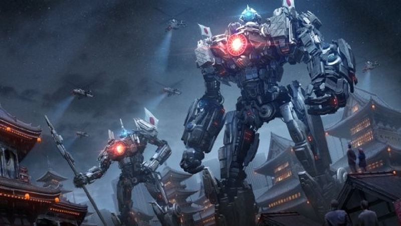 New Jaeger Models Revealed For Pacific Rim: Uprising
