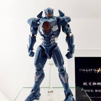The Gipsy Avenger by Tamashii Nations was on display at Japan Expo 2017.