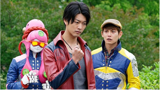 Next Time on Uchu Sentai Kyuranger: Episode 22
