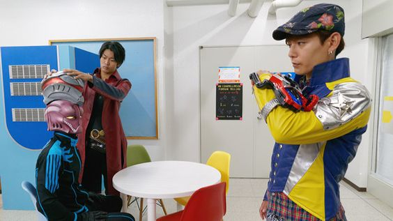 Next Time on Uchu Sentai Kyuranger: Episode 27