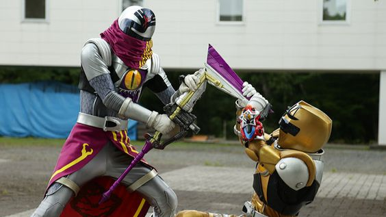 Next Time on Uchu Sentai Kyuranger: Episode 28