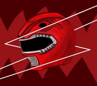 Red Ranger: https://www.instagram.com/p/BSNEiC7hkzo/