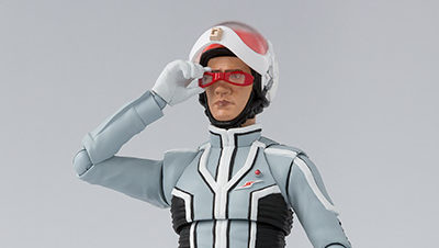 S.H.Figuarts Dan Moroboshi from Ultra Seven Announced