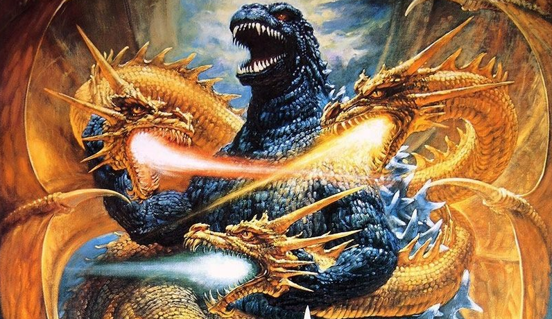 Godzilla & Colossal Kaiju Films Stream on Hulu in October
