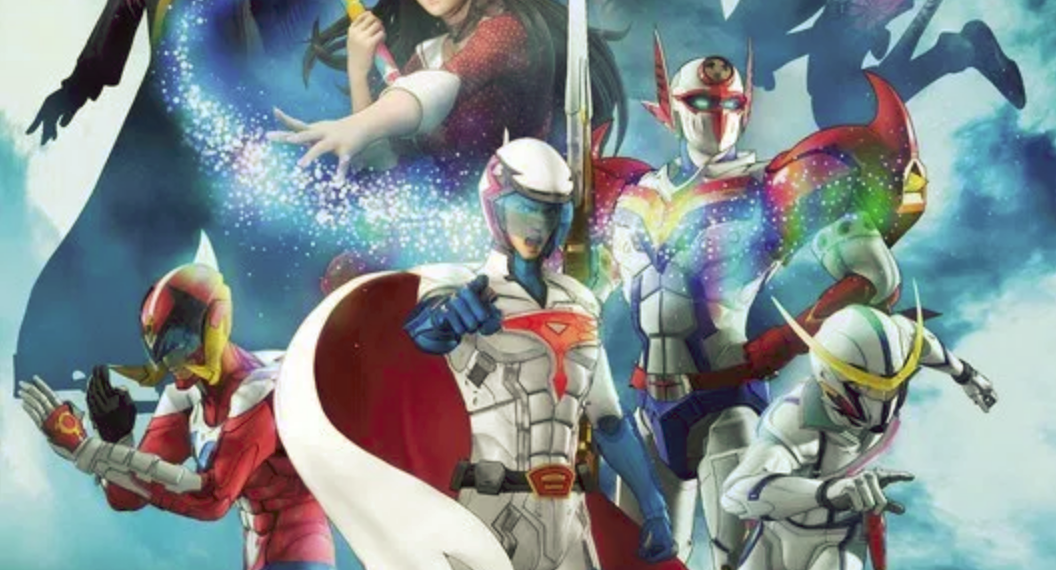 VIZ Media to Show New Episodes of Infini-T Force on Official Website