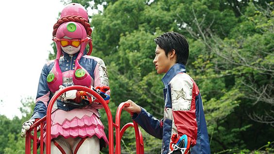 Next Time on Uchu Sentai Kyuranger: Episode 32