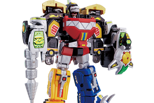 Bluefin Offers NYCC Attendees Early Purchase of Super Mini-Pla Megazord & Dragonzord