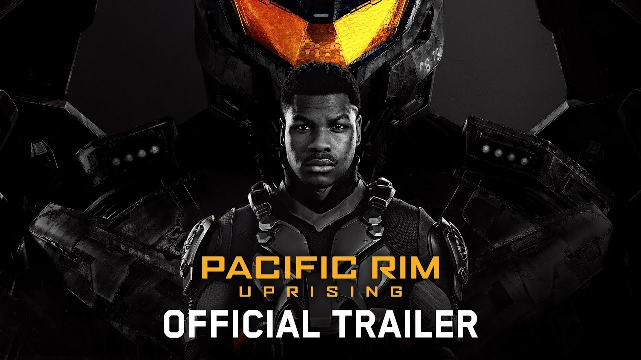 Pacific Rim: Uprising Trailer Released