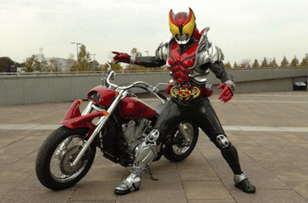 Blu-Ray Box Sets Announced for Kamen Rider Kiva